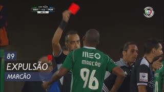 Rio Ave FC, Expulsão, Marcão aos 89'