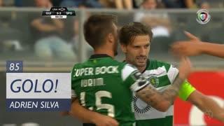GOLO! Sporting CP, Adrien Silva aos 85', Vitória SC 0-5 Sporting CP