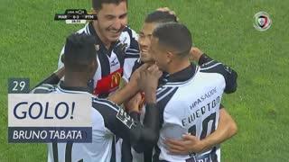 GOLO! Portimonense, Bruno Tabata aos 29', Marítimo M. 0-3 Portimonense