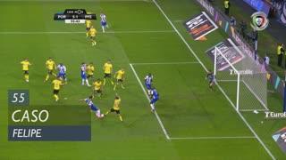FC Porto, Caso, Felipe aos 55'
