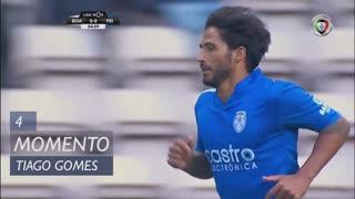 CD Feirense, Jogada, Tiago Gomes aos 4'