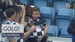 GOLO! Boavista FC, Nuno Henrique aos 12', Boavista FC 1-0 Vitória FC