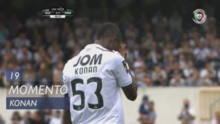 Vitória SC, Jogada, G. Konan aos 19'