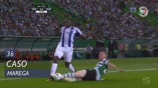 FC Porto, Caso, Marega aos 36'