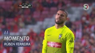 Marítimo M., Jogada, Rúben Ferreira aos 11'