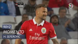 SL Benfica, Jogada, H. Seferovic aos 90'+2'