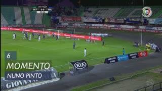 Vitória FC, Jogada, Nuno Pinto aos 6'