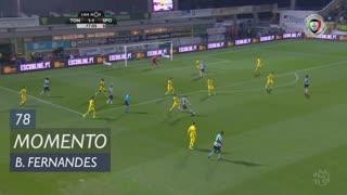 Sporting CP, Jogada, Bruno Fernandes aos 78'