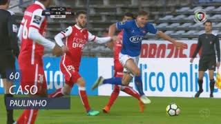 SC Braga, Caso, Paulinho aos 60'