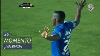 CD Feirense, Jogada, José Valencia aos 36'