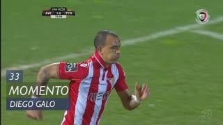 CD Aves, Jogada, Diego Galo aos 33'