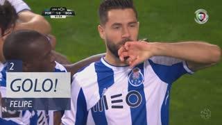 GOLO! FC Porto, Felipe aos 2', FC Porto 1-0 Boavista FC