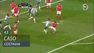 Vitória FC, Caso, Costinha aos 43'