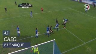 Vitória SC, Caso, Pedro Henrique aos 45'