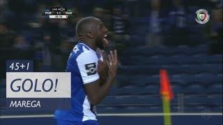 GOLO! FC Porto, Marega aos 45'+1', FC Porto 2-1 Marítimo M.