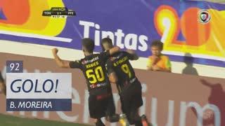 GOLO! FC P.Ferreira, Bruno Moreira aos 90'+2', CD Tondela 2-2 FC P.Ferreira