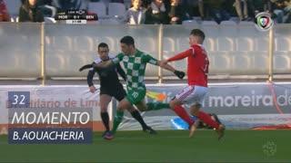 Moreirense FC, Jogada, B. Aouacheria aos 32'