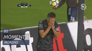 Vitória SC, Jogada, Moreno aos 80'