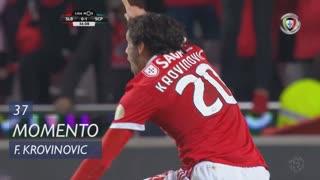 SL Benfica, Jogada, F. Krovinovic aos 37'
