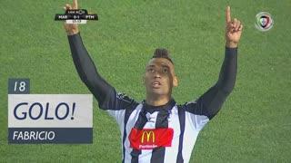 GOLO! Portimonense, Fabricio aos 18', Marítimo M. 0-2 Portimonense