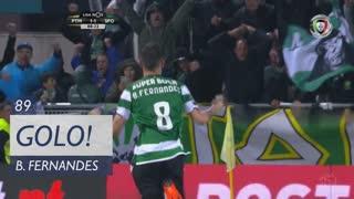 GOLO! Sporting CP, Bruno Fernandes aos 89', Portimonense 1-2 Sporting CP