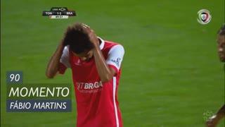 SC Braga, Jogada, Fábio Martins aos 90'