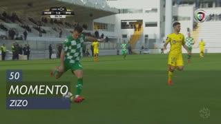 Moreirense FC, Jogada, Zizo aos 50'