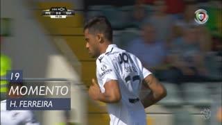 Vitória SC, Jogada, Hélder Ferreira aos 19'
