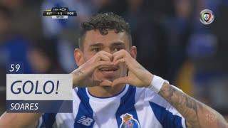 GOLO! FC Porto, Soares aos 59', Estoril Praia 1-2 FC Porto