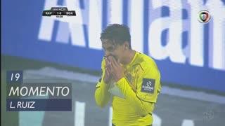 Boavista FC, Caso, L. Ruiz aos 19'