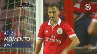 SL Benfica, Jogada, Jonas aos 45'+2'