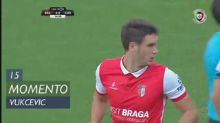 SC Braga, Jogada, Vukcevic aos 15'