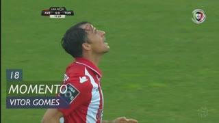 CD Aves, Jogada, Vitor Gomes aos 18'