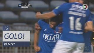 GOLO! Belenenses, Benny aos 15', Belenenses 1-0 Boavista FC