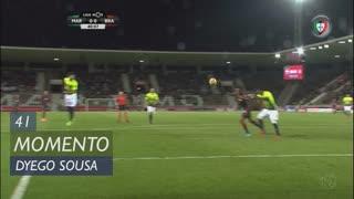 SC Braga, Jogada, Dyego Sousa aos 41'