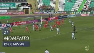 Vitória FC, Jogada, Tomás Podstawski aos 21'