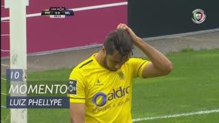 FC P.Ferreira, Jogada, Luiz Phellype aos 10'