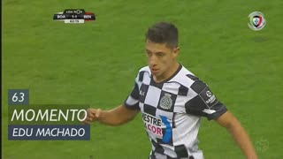 Boavista FC, Jogada, Edu Machado aos 63'