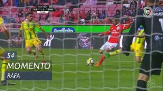 SL Benfica, Jogada, Rafa aos 54'