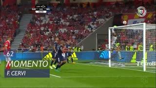 SL Benfica, Jogada, F. Cervi aos 62'