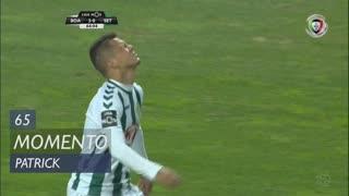 Vitória FC, Jogada, Patrick aos 65'
