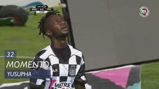 Boavista FC, Jogada, Yusupha aos 32'