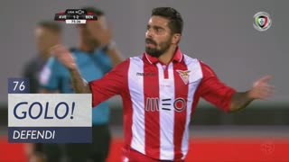 CD Aves, Rodrigo Defendi aos 76', CD Aves 1-2 SL Benfica