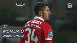 SL Benfica, Jogada, André Almeida aos 23'