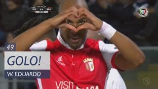 GOLO! SC Braga, Wilson Eduardo aos 49', Vitória SC 0-4 SC Braga