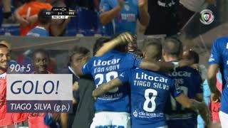 GOLO! CD Feirense, Tiago Silva aos 90'+5', CD Feirense 2-1 FC P.Ferreira