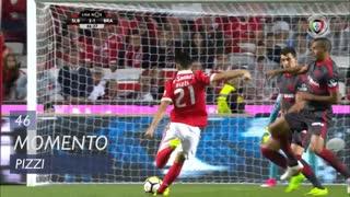 SL Benfica, Jogada, Pizzi aos 46'