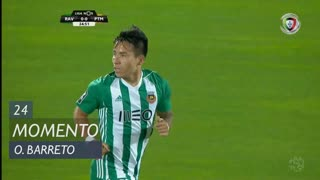 Rio Ave FC, Jogada, O. Barreto aos 24'