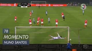 Rio Ave FC, Jogada, Nuno Santos aos 78'