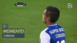 FC Porto, Jogada, Corona aos 21'